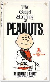 Peanuts book cover