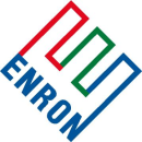 Enron logo, designed by