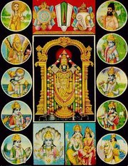 Ten Avatars of Vishnu